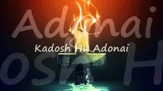 Kadosh (Holy) by Karen Davis Messianic Lyrics