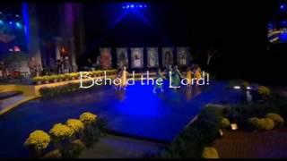 Behold The Lord-Paul Wilbur with Lyrics Rosh Hashanah