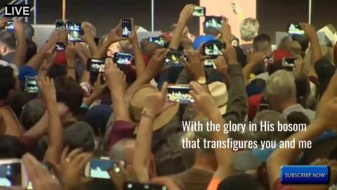 Glory...Glory...Hallelujah