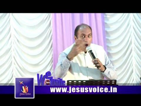 Br.Ani George - Jesus Voice 21.10.2016 Night