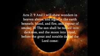 Four Blood Moons- Coming Messiah Jesus