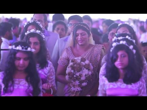 Br.Ani George's Daughter KEZIYA WEDDING CEREMONY PART2nd
