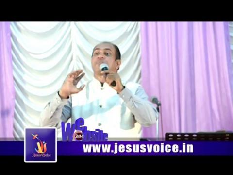 Br.Ani George - Jesus Voice 20.10.2016 Night