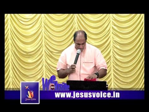 Br.Ani George - Jesus Voice 28.12.2016