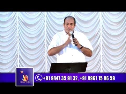 Br.Ani George - Jesus Voice 21.10.2016