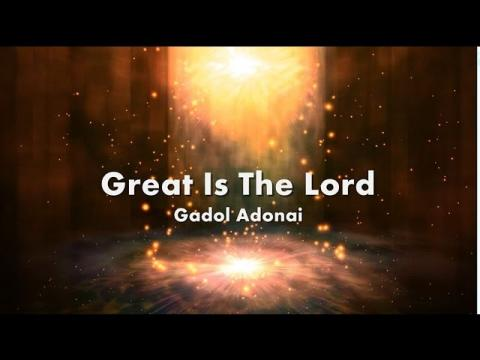 Great Is The Lord Lyrics