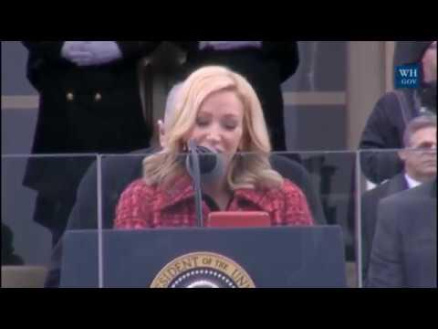 Prayer offered  before Trump Inauguration