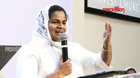 Harvest Church of God   | Sisters Meeting |  Sis. Sreelekha