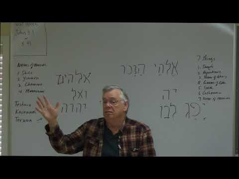 Lessons From the Life of Jacob   Part I Dr Doug Wheeler