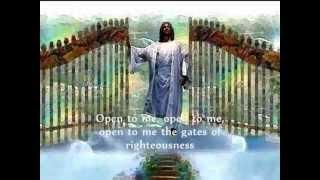 Open The Gates by Ted Pearce Lyrics