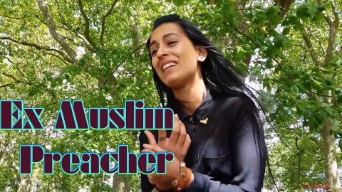 Ex muslim young Preacher...God's Love...Hyde Park , London: Part 1/2