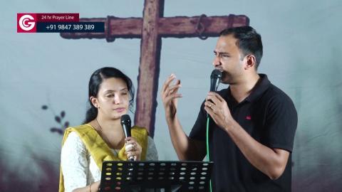 Br. Sajith  Joseph – Grace Time Episode 06(FLOWERS TV)