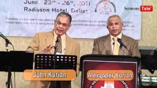 Southwest Brethren Conference (SWBC) - 2011 : Christian Message By Dr. Alexander Kurian