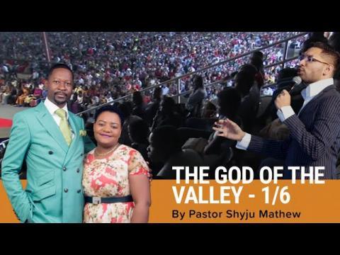 Pastor Shyju preaching at Prophet Emmanuel Makandiwa UFIC - Part1/6