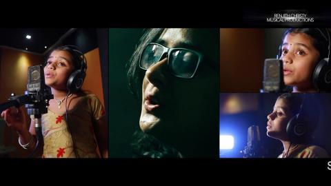 Njana Dhadave | New Devotional Song || Anju Joseph | Aleenia | Mercy Joseph
