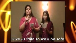English Christian Song ~ The Prayer  w/Lyrics