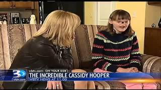 Teen Born Without Nose or Eyes Inspires Masses - Cassidy Hooper