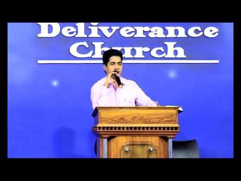 Pr.Shajan George - Deliverance By Fire 15.12.2017