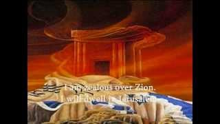 Zealous over Zion by Ted Pearce Lyrics Messianic Praise
