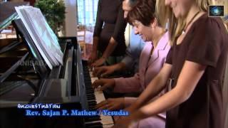 Hindi Children's Christian Song ~ Amber Se Bhi Uncha / Shaji Mavelikara / Rev. Sajan P. Mathew